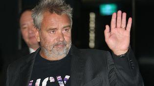 Le cinéaste et producteur Luc Besson, lauréat de la médaille d'or des César  (TUNGSTAR / AFP)