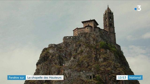 La chapelle d'Aiguilhe émerveille les touristes