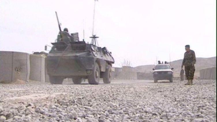 Quelque 750 soldats danois sont déployés en Afghanistan au sein de la Force internationale d'assistance à la sécurité. (France 3)