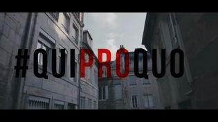 Le court métrage #Quiproquo de Liil Serge Mbeutcha a été sélectionné pour le Festival de Cannes 2019. (DR / Liil Serge Mbeutcha)