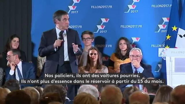 François Fillon, la remontée fantastique ?