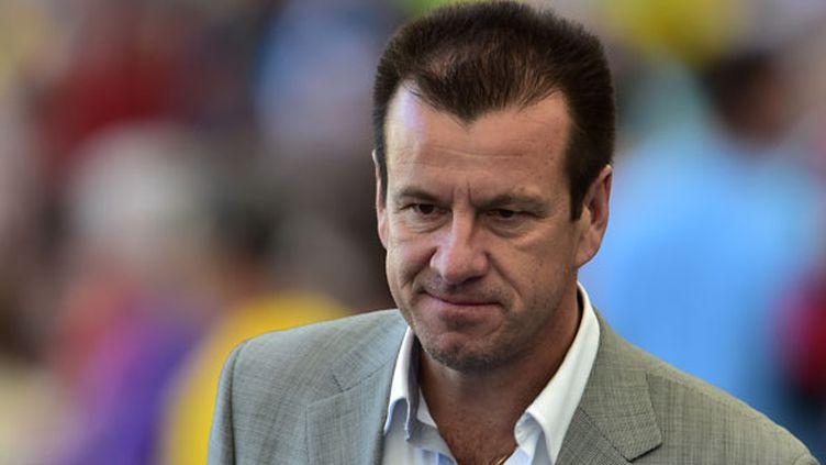 Dunga, le sélectionneur de l'équipe du Brésil