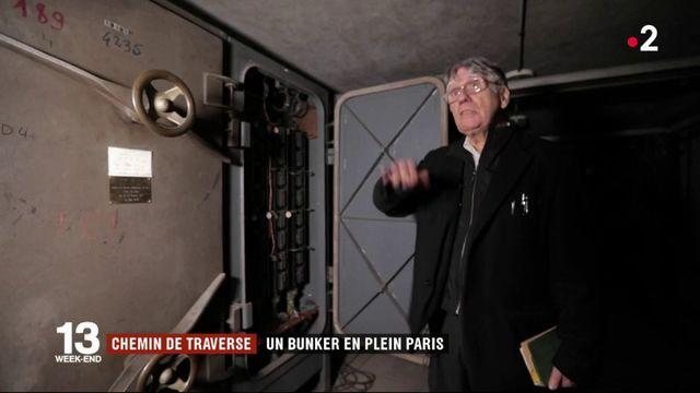 Chemin de traverse : un bunker en plein Paris