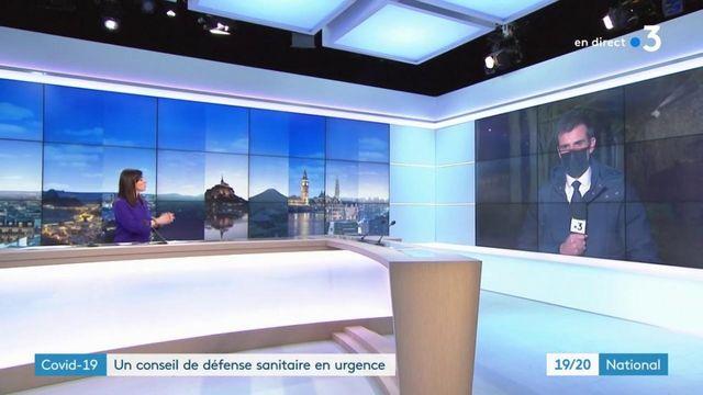 Coronavirus : la France tient un conseil de défense sanitaire en urgence