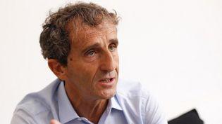 Alain Prost, quadruple champion du monde, a évoqué l'accident de Jules Bianchi. (FLORENT GOODEN / DPPI MEDIA)