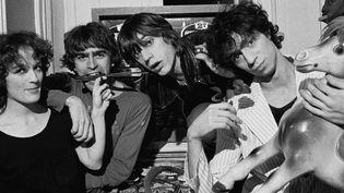 "Le groupe ""Telephone"" en 1979  (Catherine Faux/SIPA)"