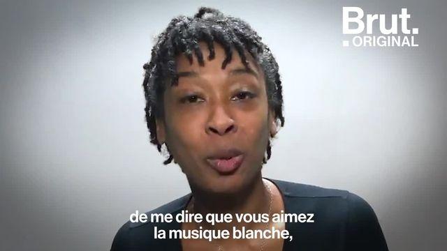 En échangeant avec les jeunes, Tania de Montaigne démonte les clichés racistes. À sa façon. Elle raconte.