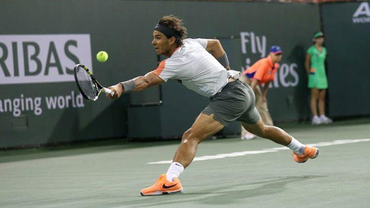 La défense acharnée de Rafael Nadal