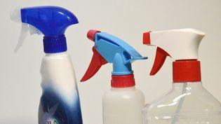 Les produits ménagers utilisés au quotidien contribuent à la pollution de l'air intérieur de nos habitations. (PATRICK LEFEVRE / BELGA MAG / AFP)