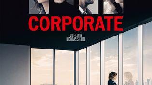 """Affiche """"Corporate"""" (Kazak Production)"""