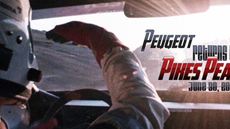 Peugeot de retour à Pikes Peak avec une 208 T16 et Sébastien Loeb au volant