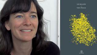 "Valérie Manteau, prix Renaudot 2018 pour son roman ""Le sillon"" (Le Tripode).  (Librairie Mollat / Youtube / Wikimedia)"
