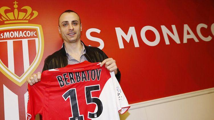 Dimitar Berbatov (VALERY HACHE / AFP)