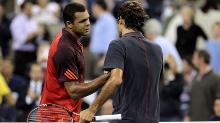 Jo-Wilfried Tsonga croisera la route de Roger Federer pour la septième fois de la saison