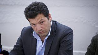 L'avocat de la Ligue des droits de l'Homme, Arié Alimi, le 14 novembre 2014. (THOMAS PADILLA / MAXPPP)