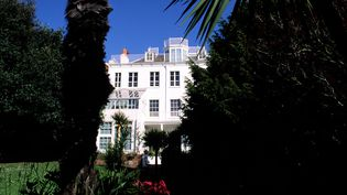 Hauteville House, la maison de Victor Hugo à Guernesey  (RIEGER Bertrand / hemis.fr / Hemis / AFP)