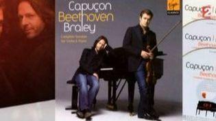 Renaud Capuçon et Franck Braley unis pour Beethoven  (Culturebox)