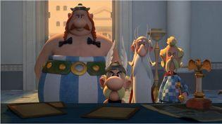 """""""Astérix - Le Domaine des Dieux"""" de Louis Clichy et Alexandre Astier  ( M6 Studio, Belvision, M6 Films et SND)"""