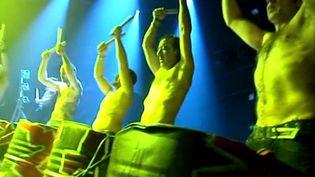 Les Tambours du Bronx sur scène à Strasbourg  (France3/culturebox)