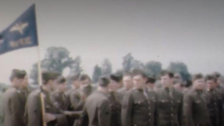 La 31e escadrille de la 9e Air Force. (FRANCE 3)