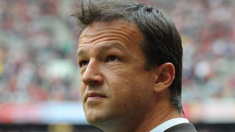 Le désormais ex-directeur sportif de Stuttgart Fredi Bobic (CHRISTOF STACHE / AFP)