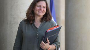 Roxana Maracineanu, ministre déléguée chargée des Sports, le 7 juillet 2020. (LUDOVIC MARIN / AFP)