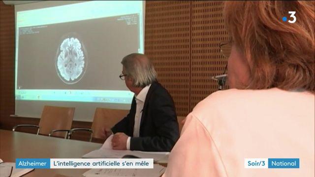 Alzheimer : l'intelligence artificielle au secours de la recherche