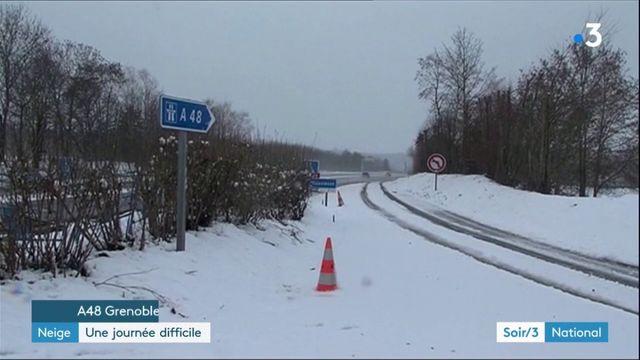 Des naufragés de la neige en Savoie, en Isère et un mort dans le Puy-de-Dôme