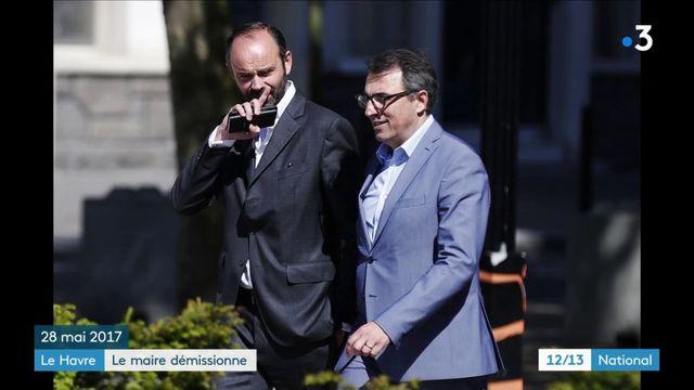 Le Havre : accusé d'avoir envoyé des photos à caractère pornographique, le maire Luc Lemonnier démissionne