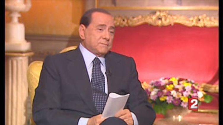 Silvio Berlusconi (© France 2)