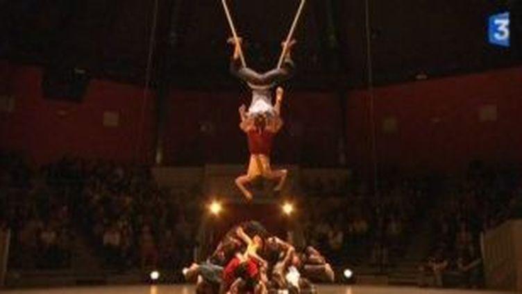 25 ans de cirque nouveau à Chalons  (Culturebox)