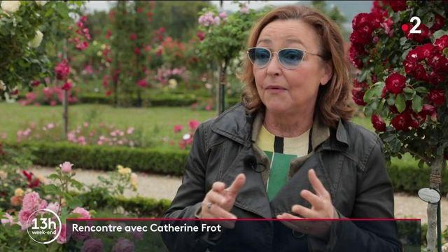 Cinéma : rencontre avec Catherine Frot, à l'affiche de La Fine Fleur