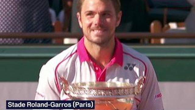 Wawrinka, roi de Roland-Garros