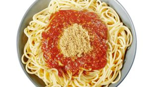 Un plat de spaguettis (BOMBAERT PATRICK / BELGA MAG)