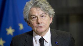 Thierry Breton, à Paris, le 7 février 2020. (S?BASTIEN MUYLAERT / MAXPPP)