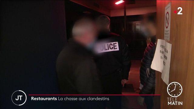 Restaurants clandestins :que risquent les restaurateurs et les convives ?