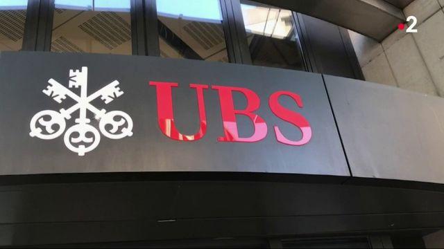Fraude fiscale : une amende exceptionnelle de 3,7 milliards d'euros pour UBS