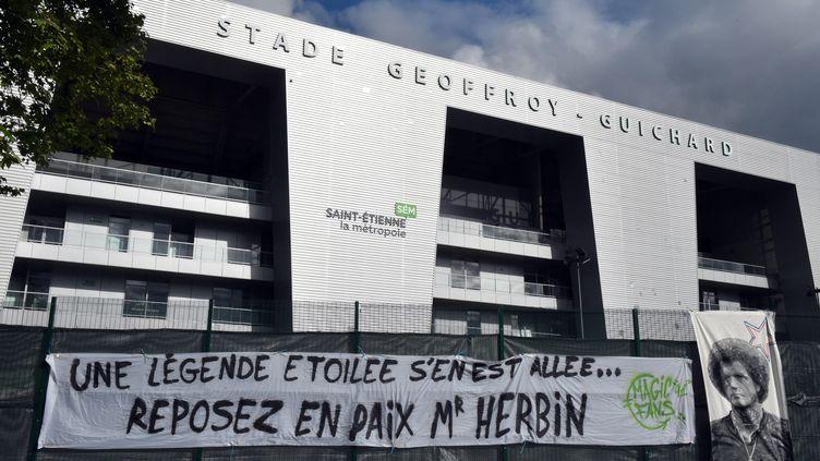 Le stade Geoffroy-Guichard de Saint-Etienne (YVES SALVAT / MAXPPP)