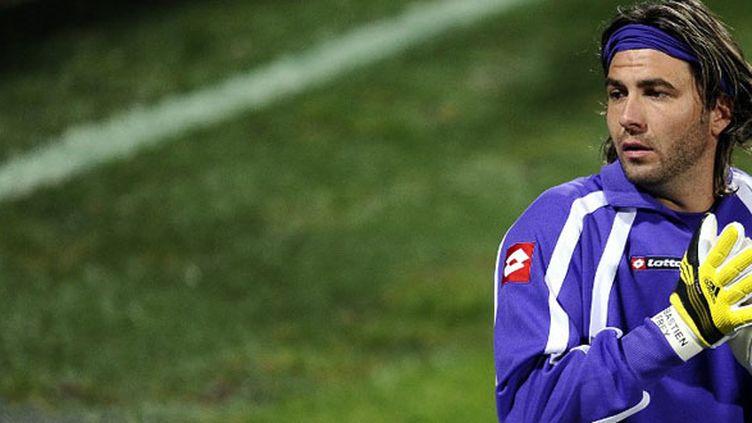 L'ancien gardien de la Fiorentina et du Genoa, Sébastien Frey