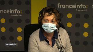 """Caroline Monnot, directrice de la rédaction du journal """"Le Monde"""". (CAPTURE D'ECRAN DAILYMOTION)"""