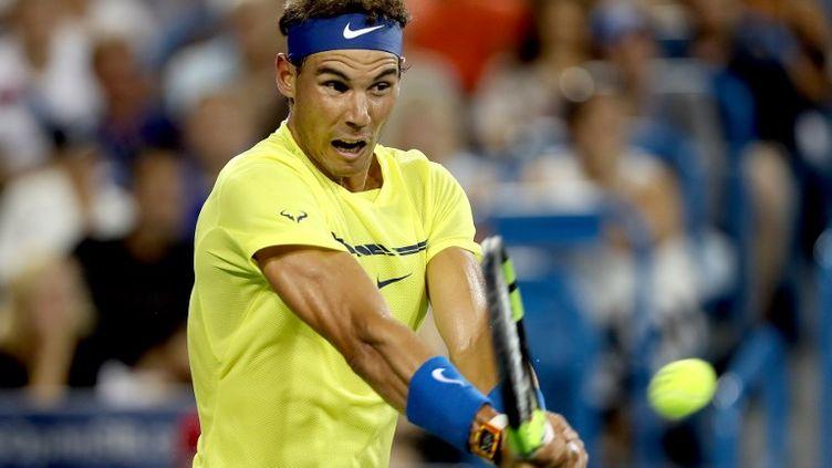 Rafael Nadal (MATTHEW STOCKMAN / GETTY IMAGES NORTH AMERICA)