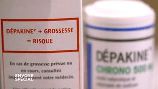 Dépakine : un silence coupable (ENVOYE SPECIAL / FRANCE 2)