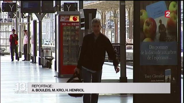 SNCF : la grève se poursuit à Marseille