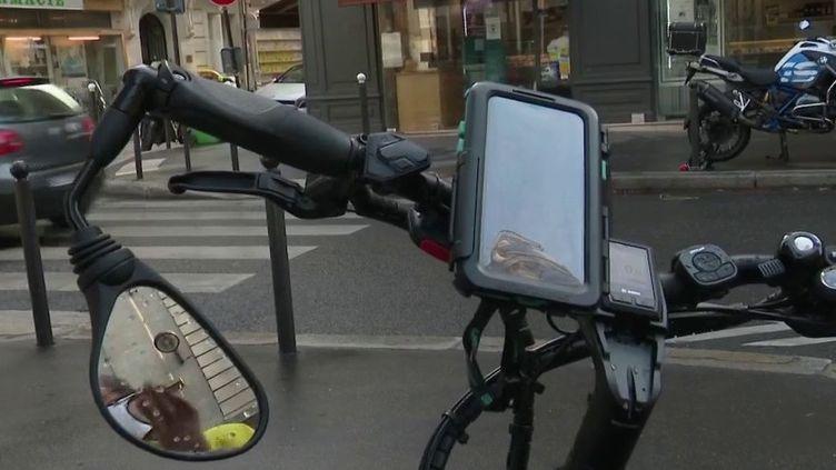 Vélos : des balises contre les vols  (France 2)