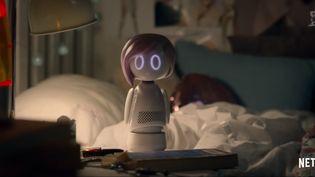 Capture d'écran du teaser de la saison 5 de Black Mirror. (Netflix)