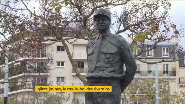 Gilets jaunes : la place d'Italie saccagée à Paris