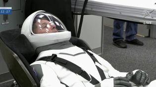 ISS : les enjeux de la deuxième mission de Thomas Pesquet dans l'espace (FRANCE 2)