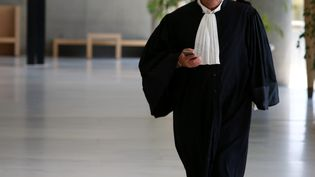 Un avocat au tribunal (Photo d'illustartion) (MAXPPP)