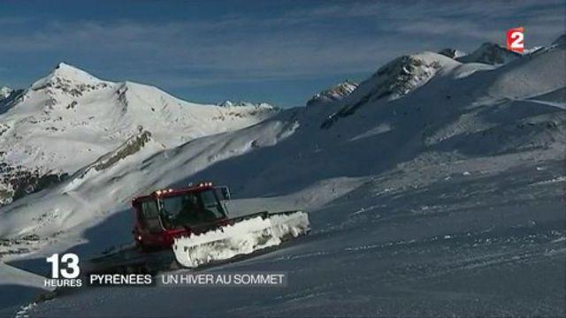Feuilleton : Pyrénées, un hiver au sommet (4/5)