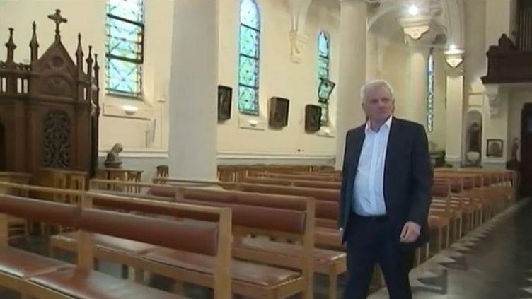 Intoxication dans une église : 56 000 euros de frais médicaux demandés à la commune (FRANCE 3)